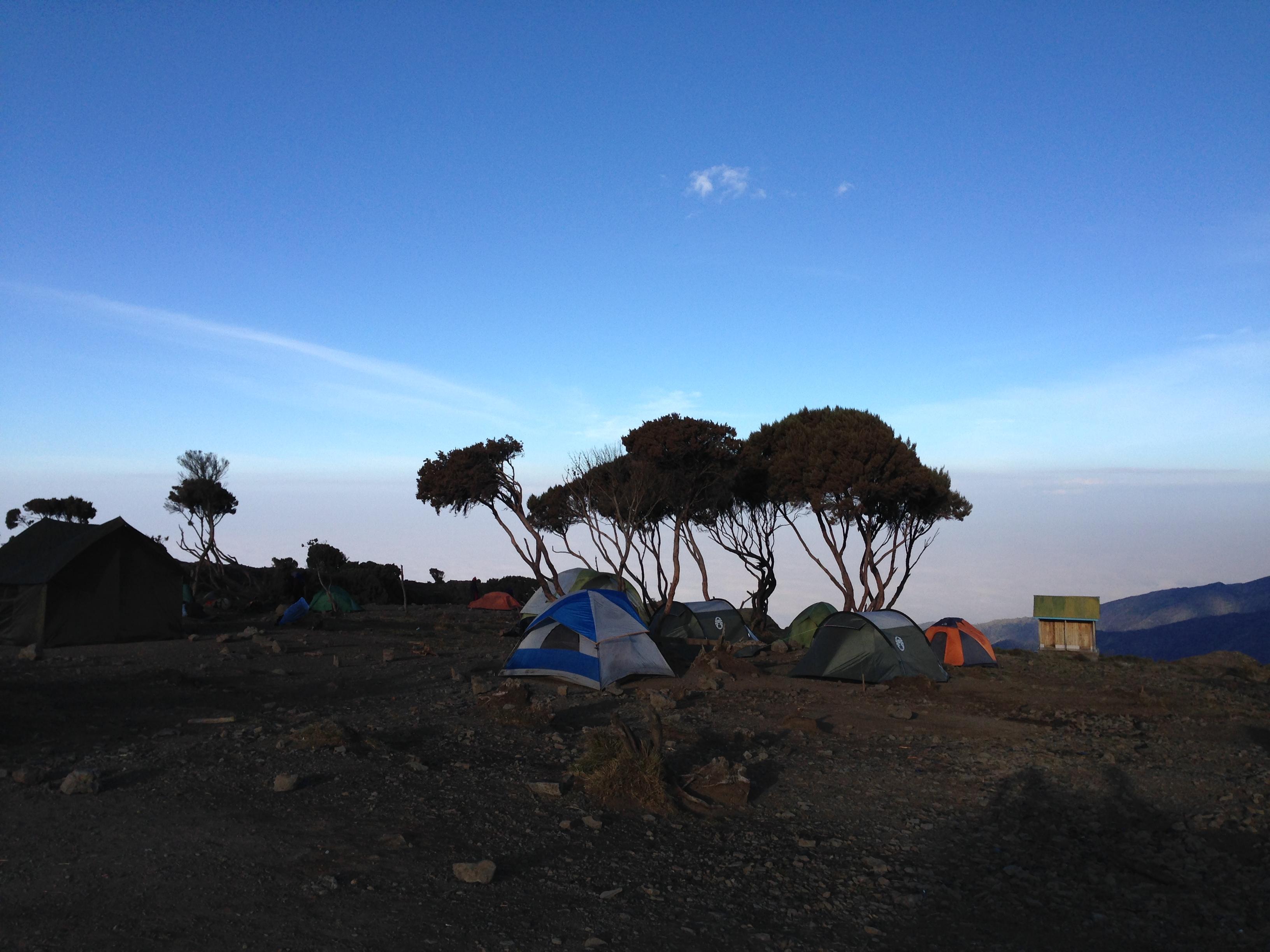 Notes on Kilimanjaro